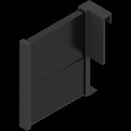 BLUM ORGA-LINE przegródka wewnętrzna do tandembox Z43L100S czarna